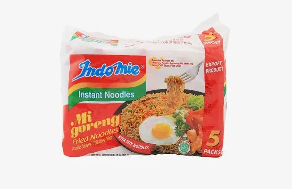 Dua varian dari Indomie Goreng (Dok. Indofood)