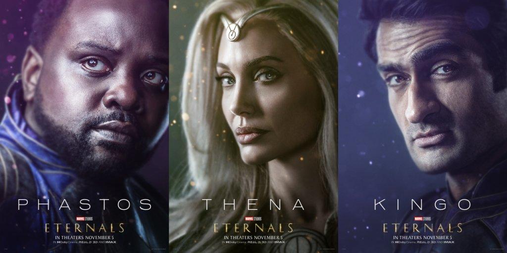 Eternals (Dok. Marvel Studios)