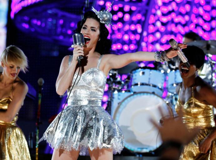 Kostum Katy Perry yang akan dilelang (Dok.